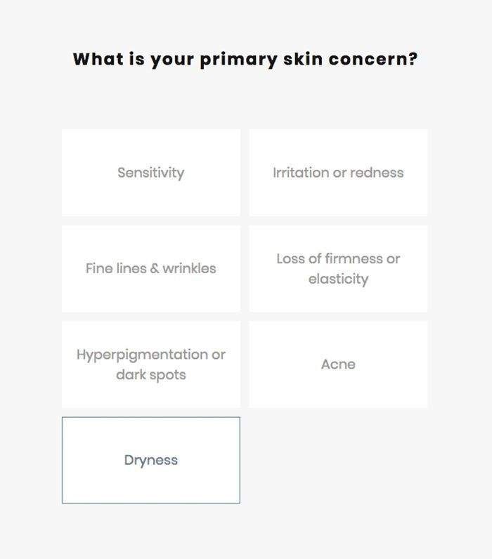 proven skincare quiz