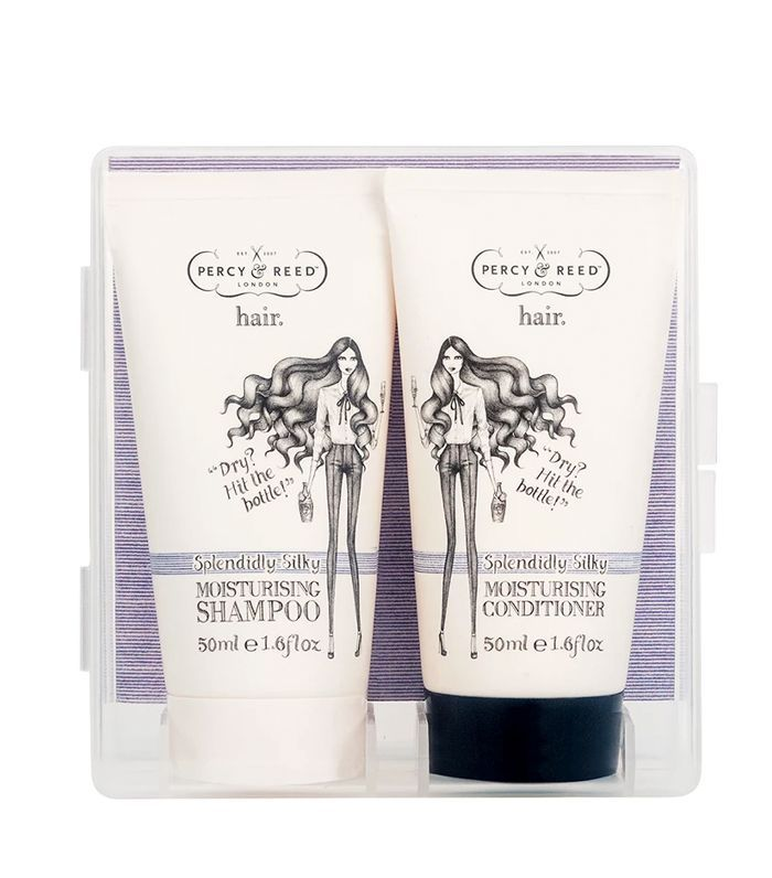 Percy & Reed Splendidly Silky Moisture Shampoo & Conditioner Duo (