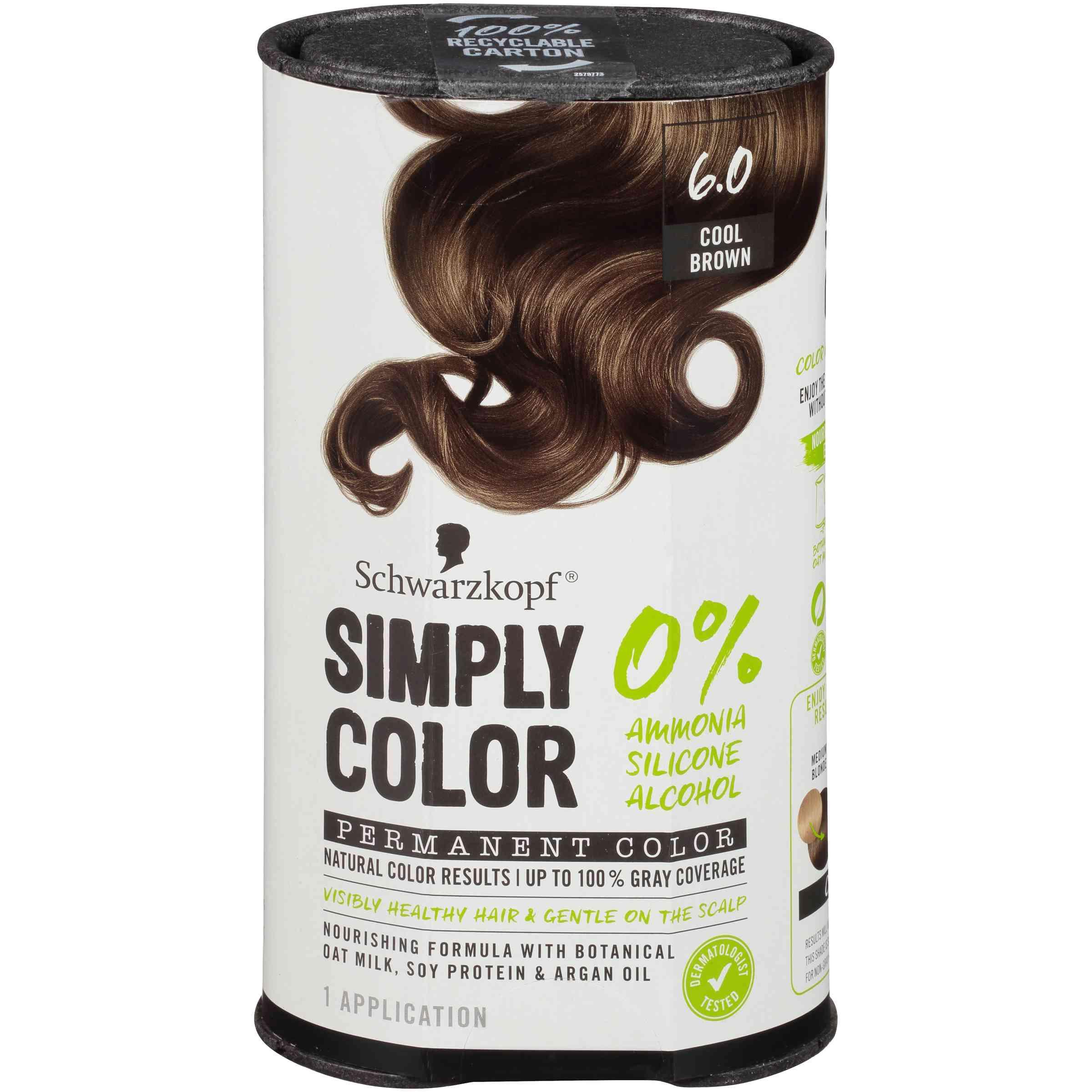 Schwarzkopf Simply Color Permanent Color