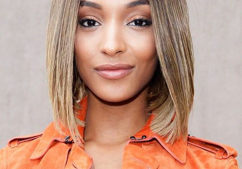 Jourdan Dunn lob
