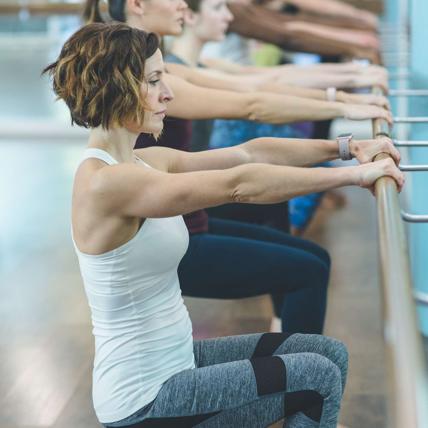 Everything You Need To Know About Barre Workouts