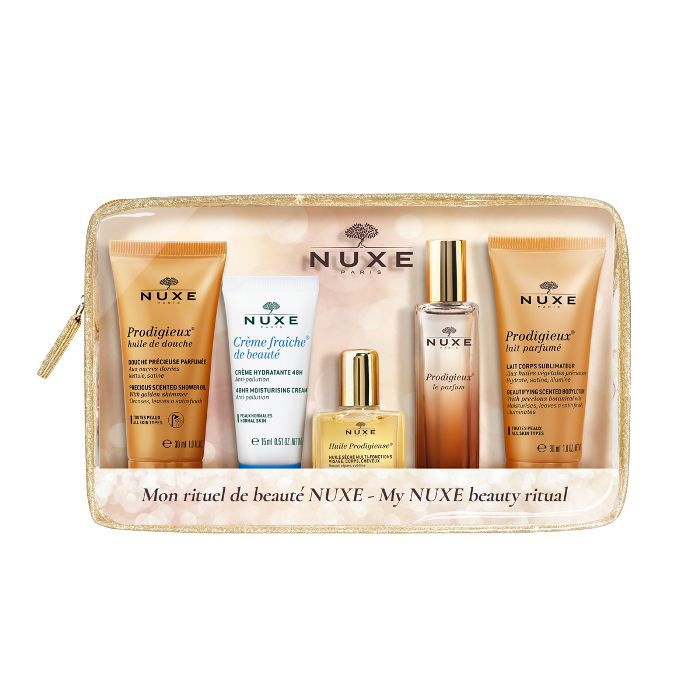 Nuxe Prodigieux Travel Pouch