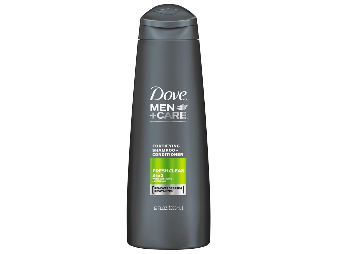 Dove Men+Care Fresh Clean 2 in 1 Shampoo/Conditioner Review