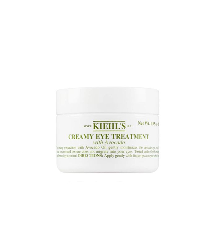 tired after sleeping: Kiehl's Creamy Eye Treatment with Avocado