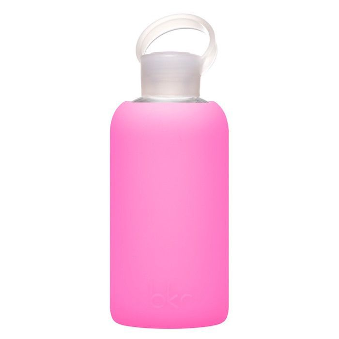 Bkr 16-Ounce Glass Water Bottle