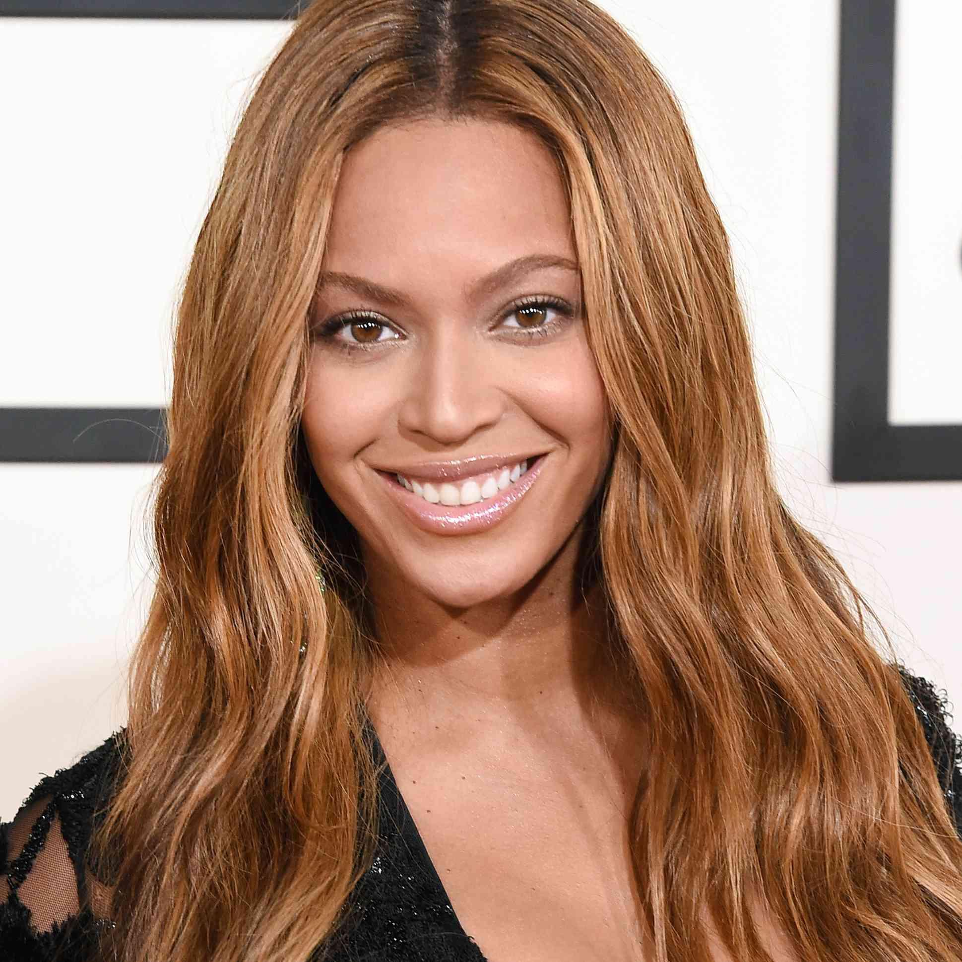 Beyoncé natural makeup