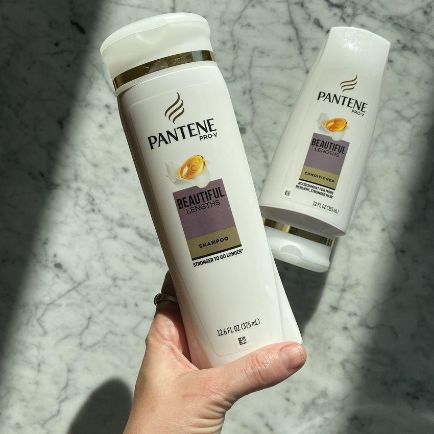 Pantene Beautiful Lengths Shampoo