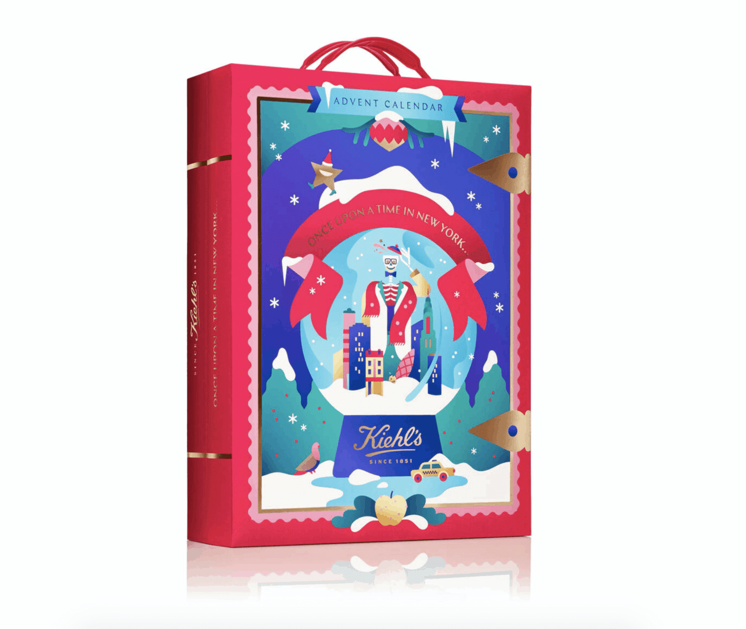 Kiehl's Limited Edition Skincare Advent Calendar