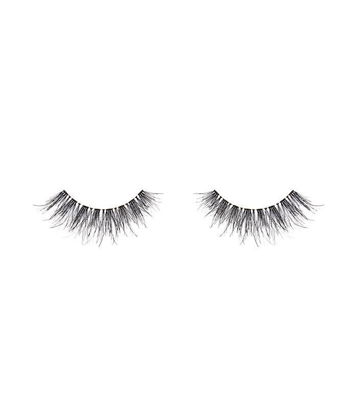 Brown Smokey Eye: Huda Beauty Giselle Lashes #1