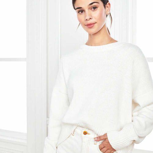 100% Organic Cotton Boyfriend Crew ($39.90)