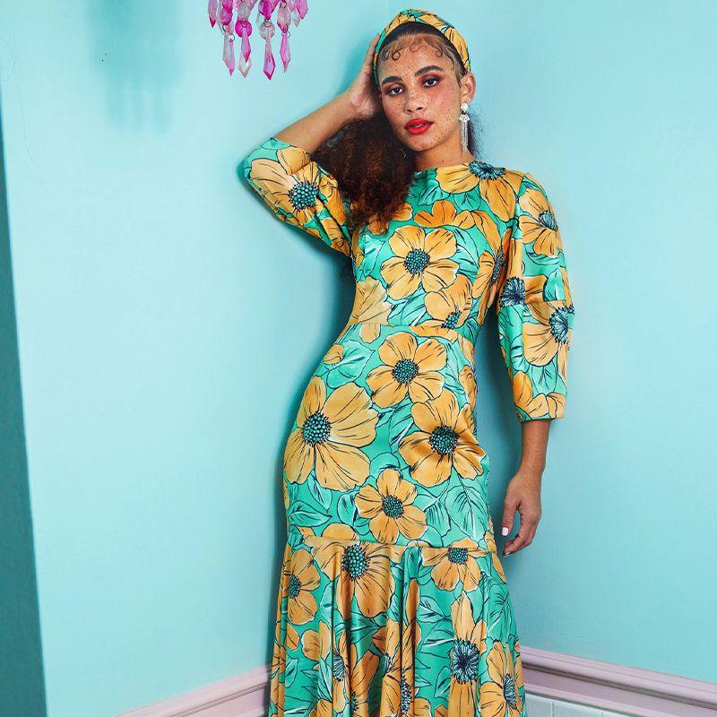 Autumn Adeigbo Poppy Dress