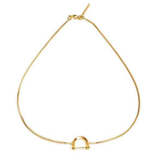 Arc Necklace ($280)
