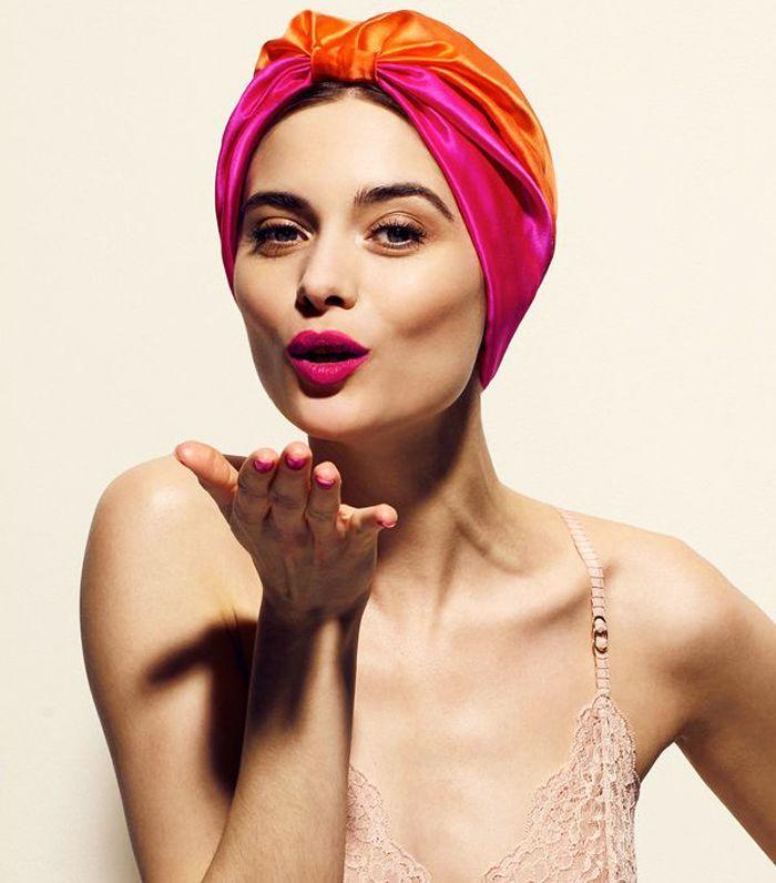 Silke London Poppy Hair Wrap