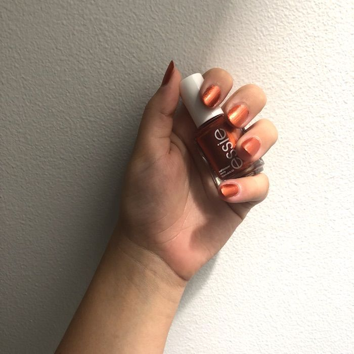 The 6 Shades of Essie\'s 2018 Fall Nail Collection Are Here