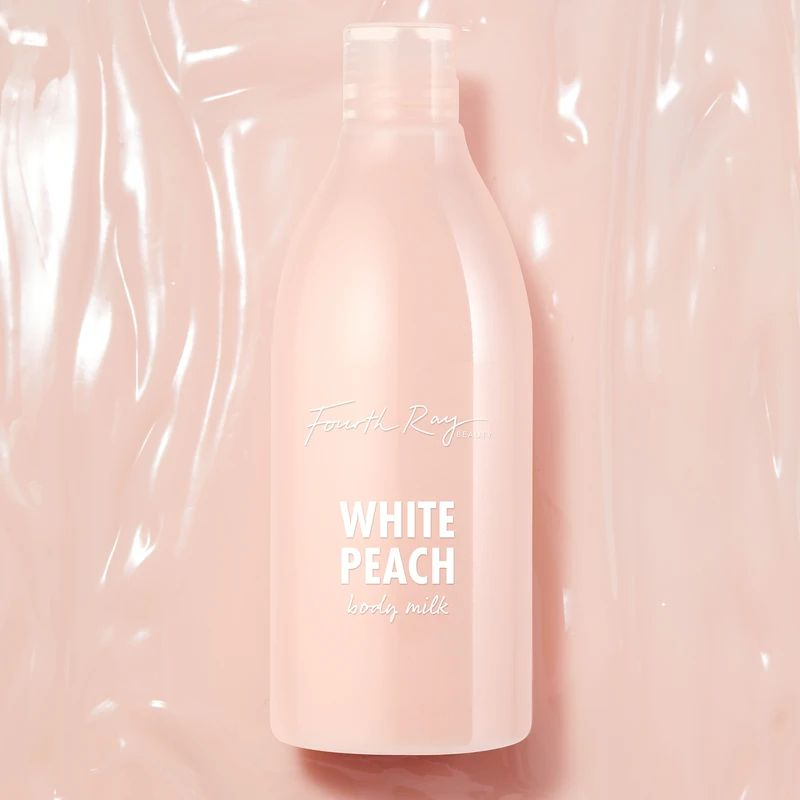 White Peach Body Milk