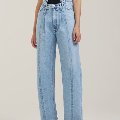 Agolde Pieced Angled Jean