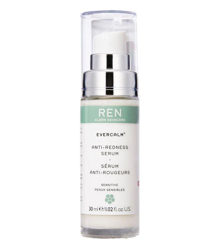 Best Hydrating Serum For Sensitive Skin: REN Clean Skincare Evercalm Anti-Redness Serum