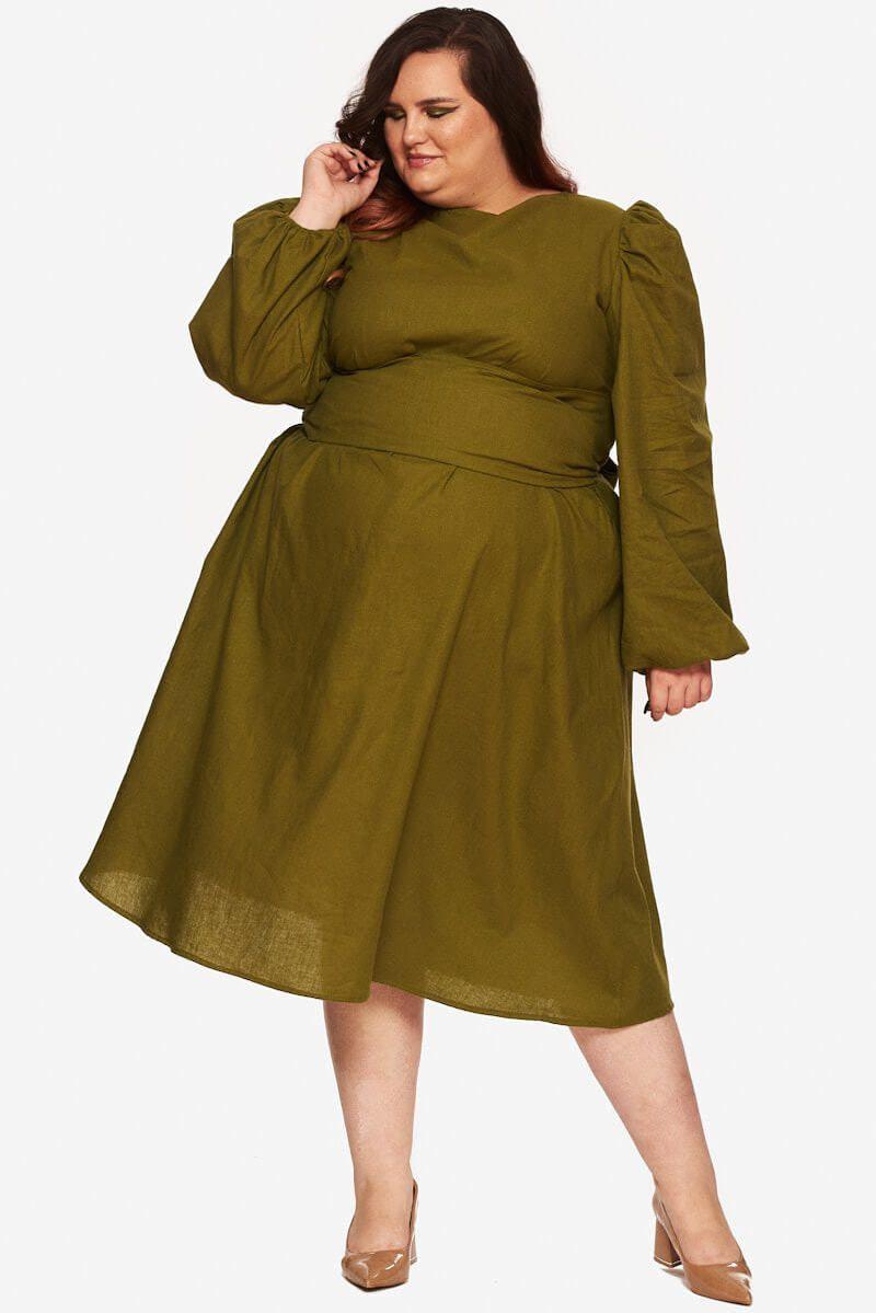 Loud Bodies Rosalind Dress