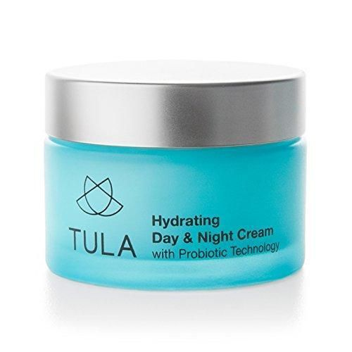 Tula Skincare Hydrating Day and Night Cream With Probiotic Technology