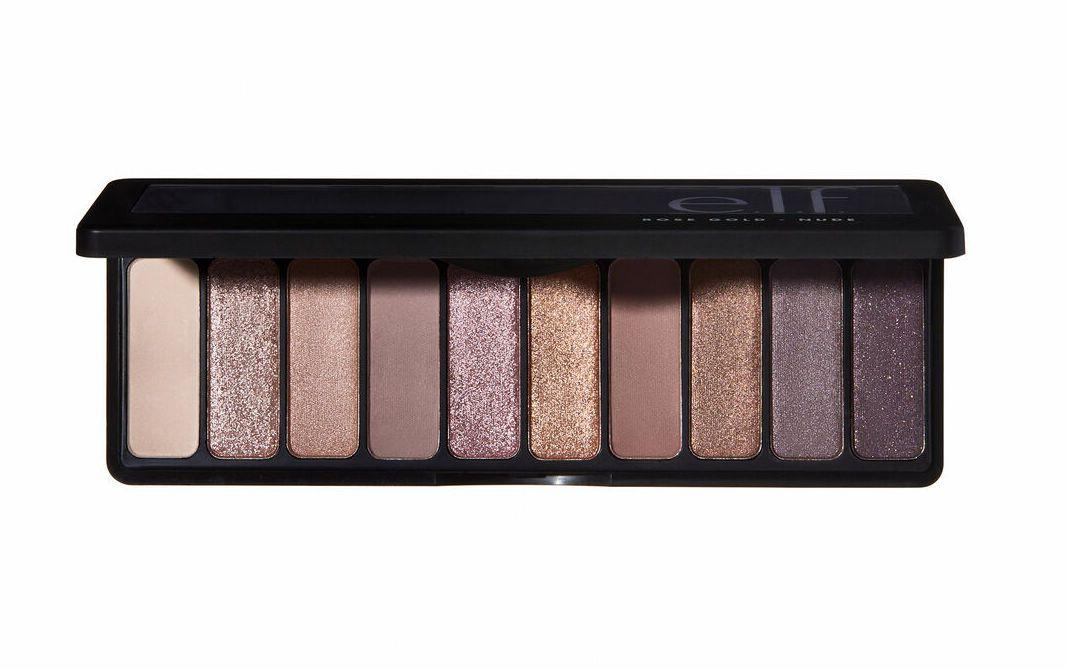 e.l.f. Cosmetics Rose Gold Eyeshadow Palette