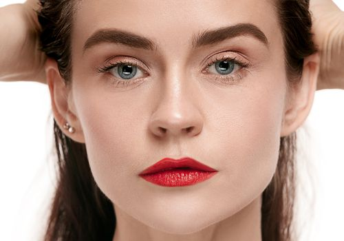 https://www.gettyimages.com/detail/photo/beautiful-female-face-perfect-skin-royalty-free-image/1140596580