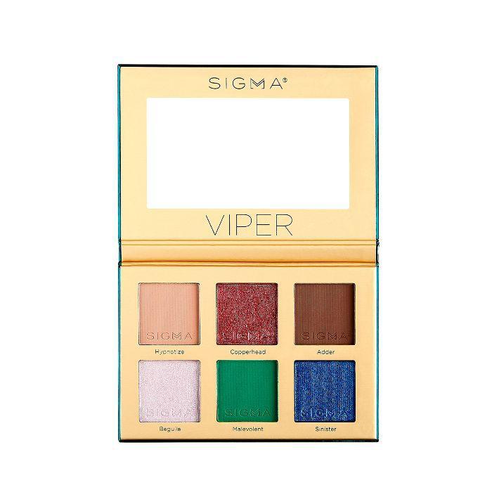 Sigma Beauty Viper Eyeshadow Palette