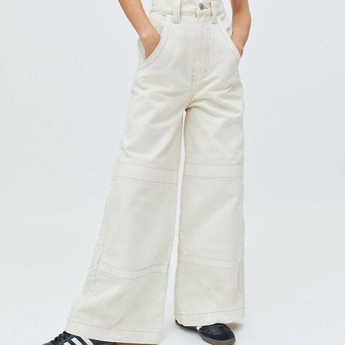 BDG HIgh-Waisted Wide Leg Jean