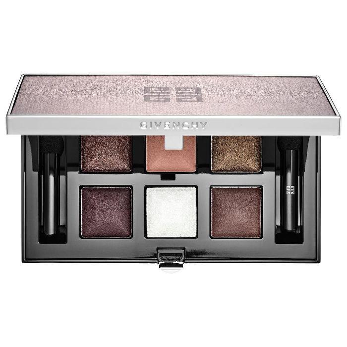 Nudes Nacres Shimmering Nudes Eye Palette 0.21 oz/ 6 g