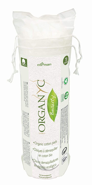 Organyc Beauty Organic Cotton Pads