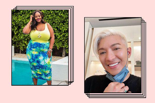 TikTok Fashion Influencers Ms Kristine Bryanboy
