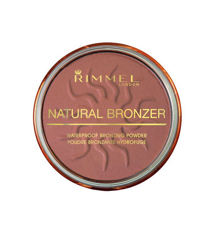 waterproof make-up: Rimmel Natural Bronzer