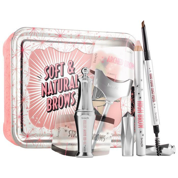 Soft & Natural Brow Kit 02 Light