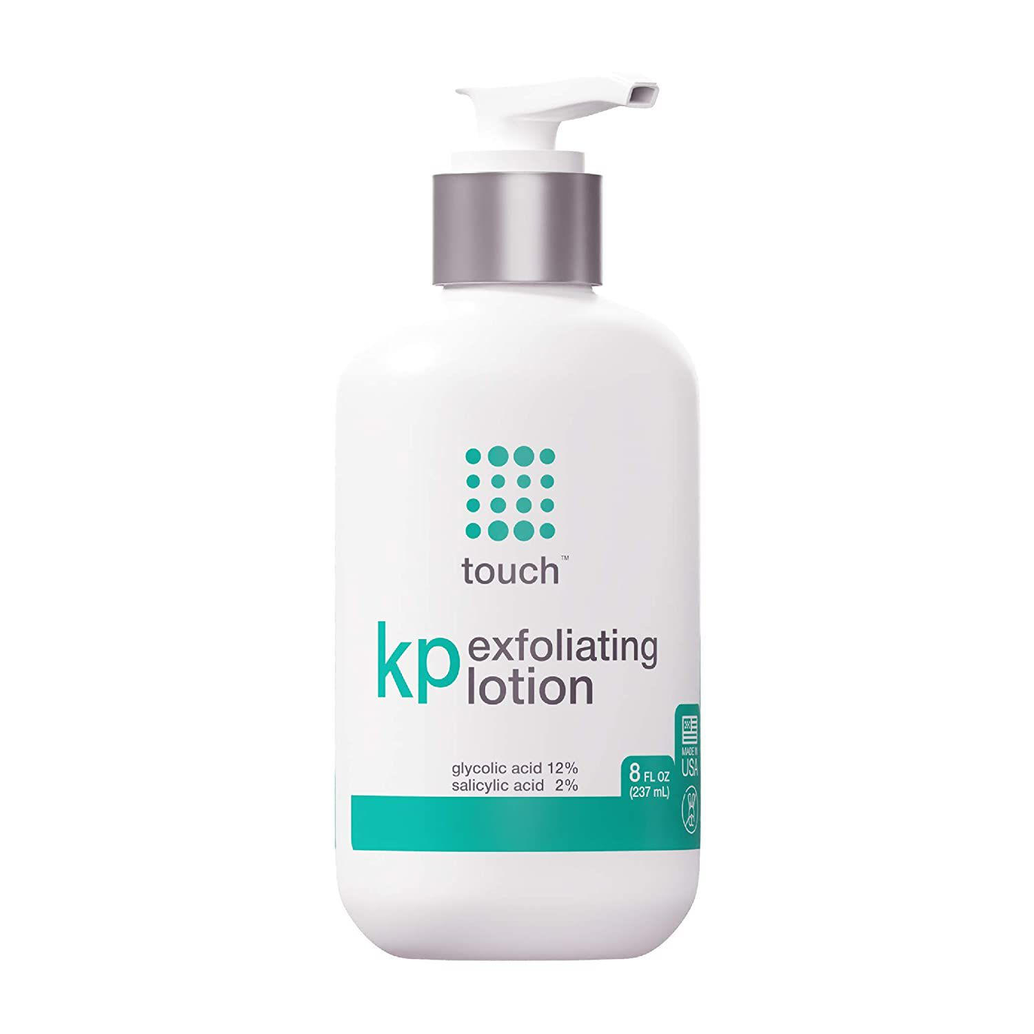 touch KP Treatment with 12% Glycolic Acid and 2% Salicylic Acid