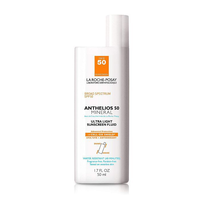 La Roche-Posay Anthelios Mineral Ultra-Light Sunscreen Fluid