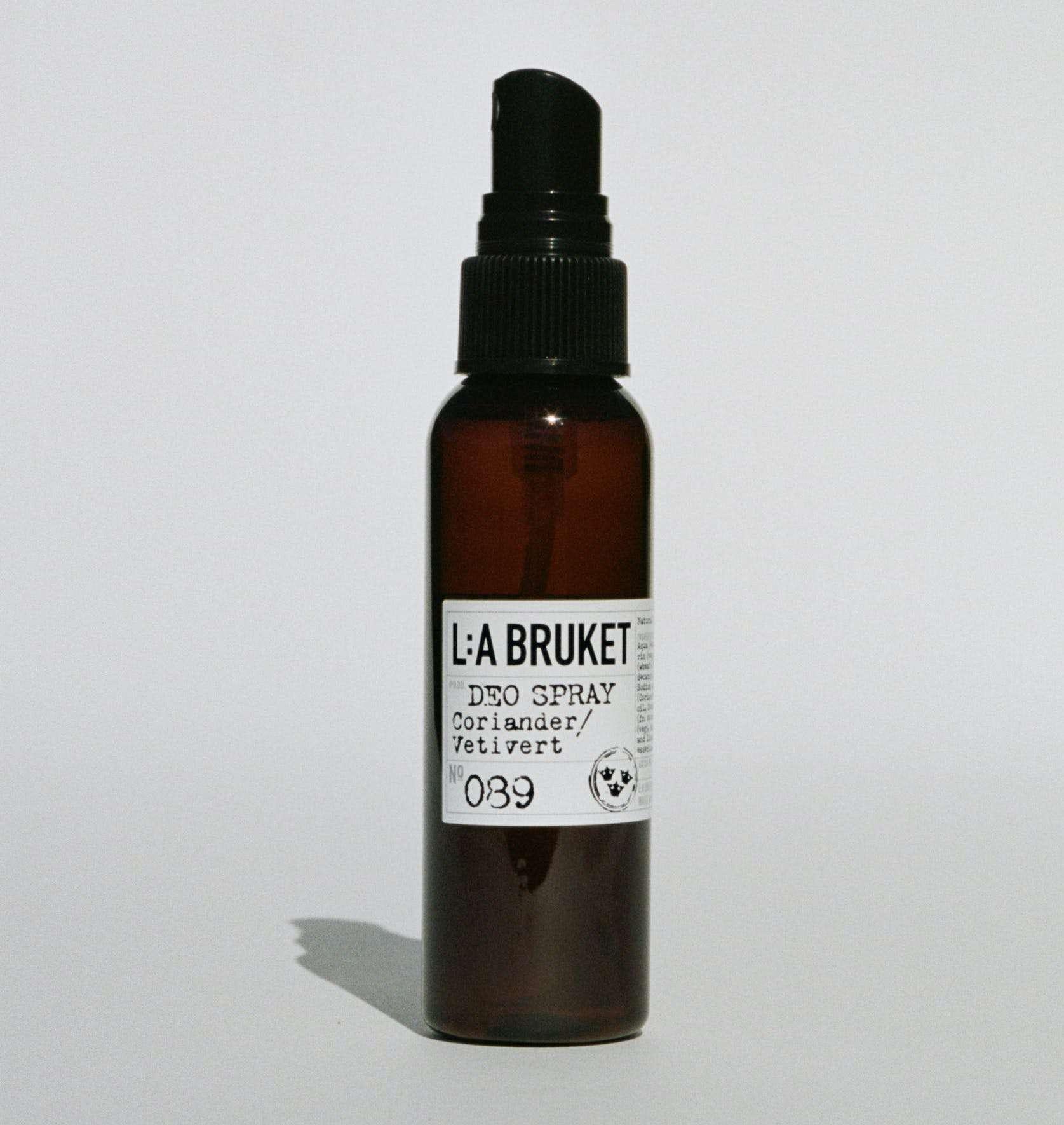 L:A Bruket Deo Spray