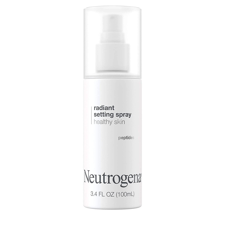 Neutrogena Healthy Skin Radiant Makeup Spray with Peptides