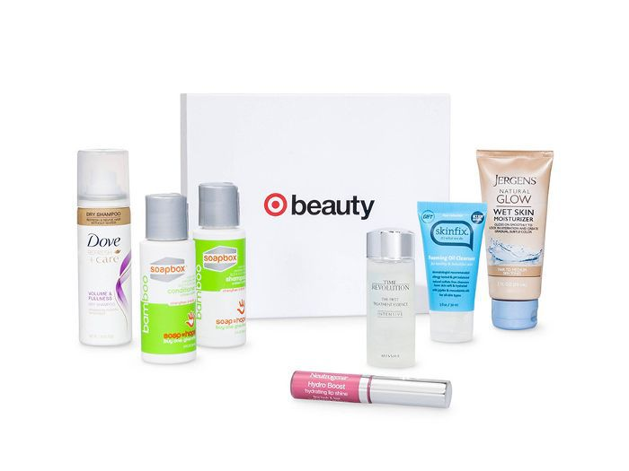 Target Just Launched a $7 Beauty Box