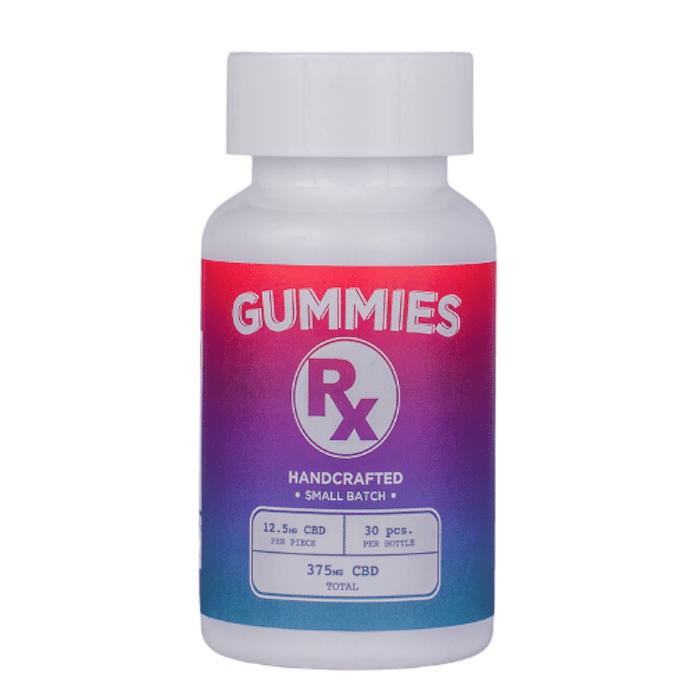 Kush Queen Gummies RX 375MG CBD