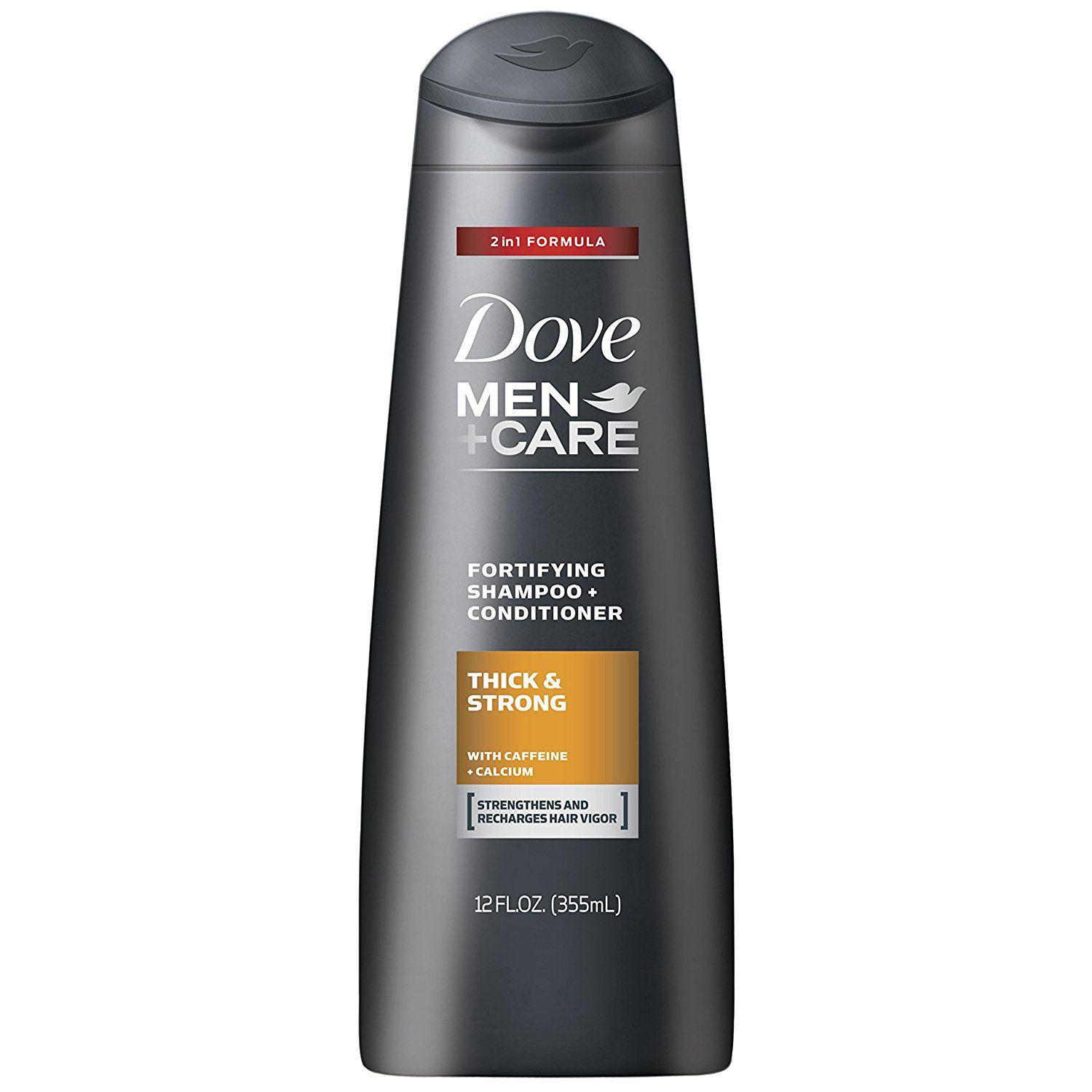 Dove Men+Care 2-In-1 Thick and Strong Shampoo + Conditioner