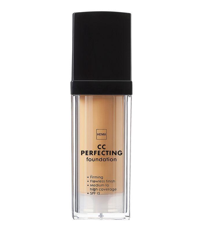 Hema stores makeup review: HEMA CC Perfecting Foundation