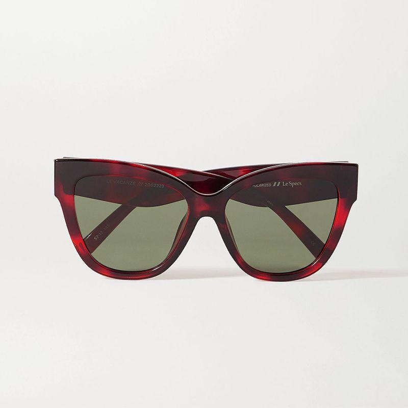 Le Vacanze Cat-Eye Sunglasses
