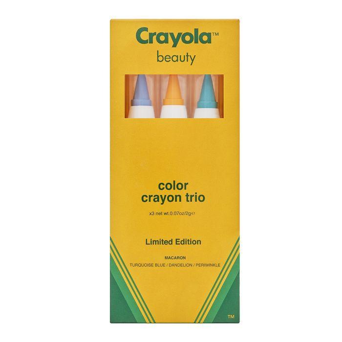 Crayola Colour Crayon Trio in Macaron
