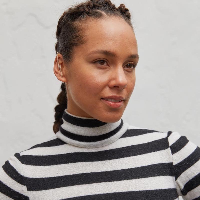 Goddess Braids Boho Alicia Keys