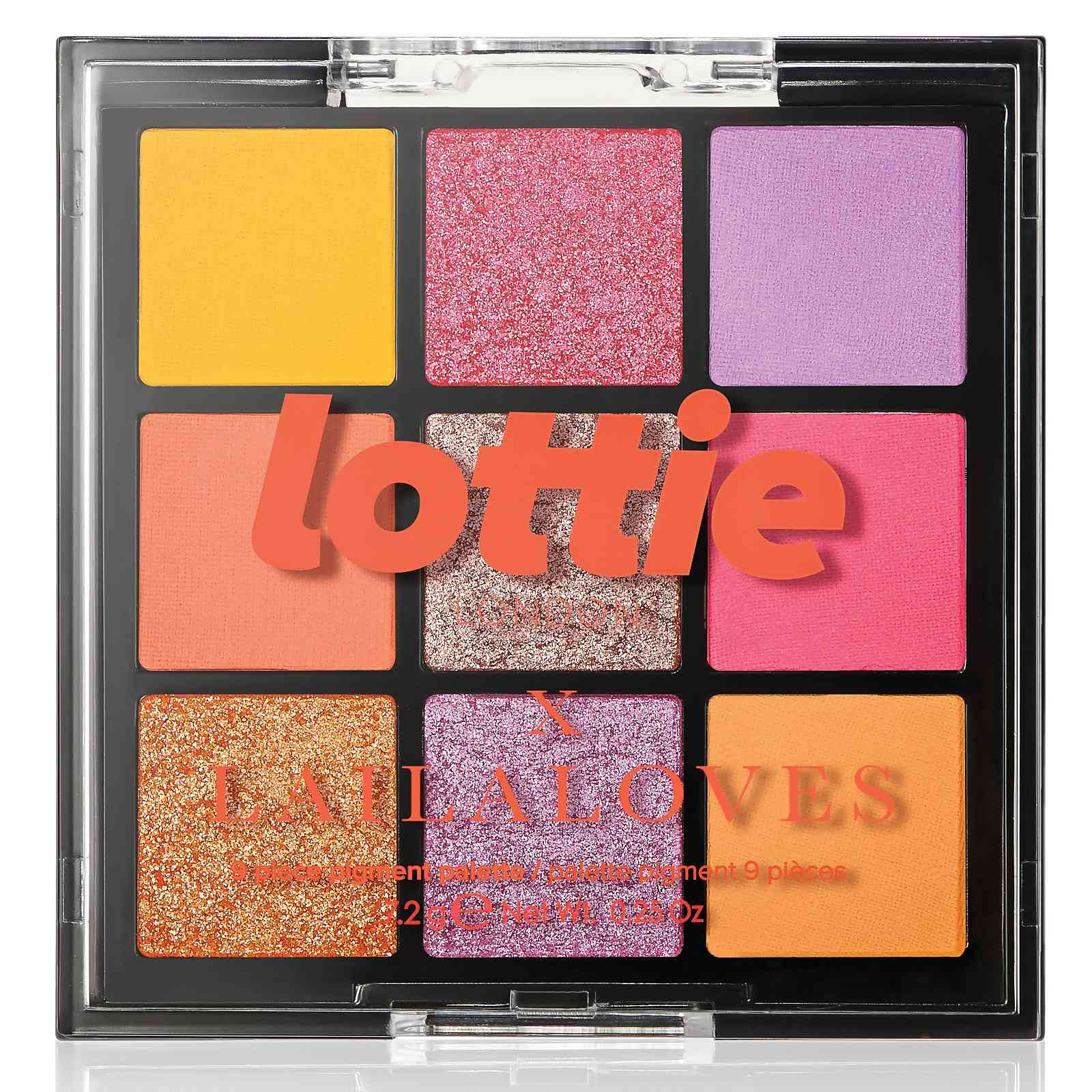 Lottie London Ibiza Palette - New Year's Eve Makeup