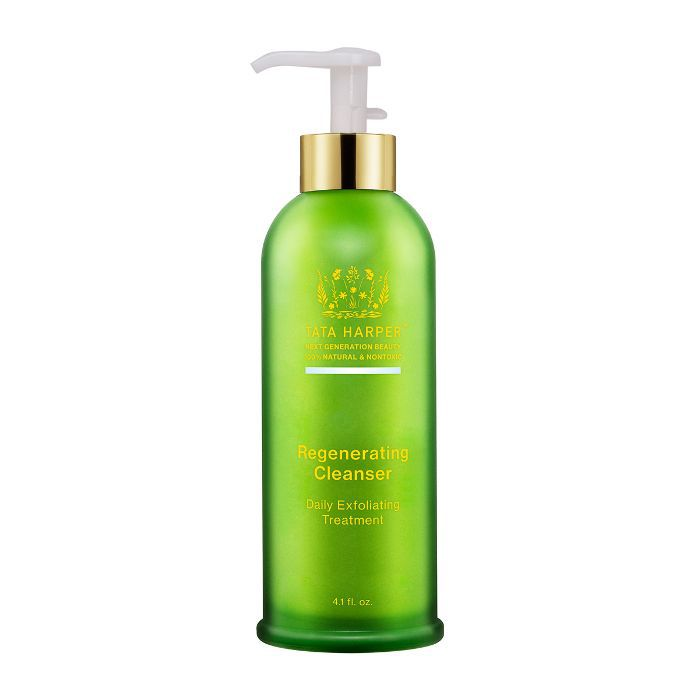 best clean beauty buys at Space NK: Tata Harper Regenerating Cleanser