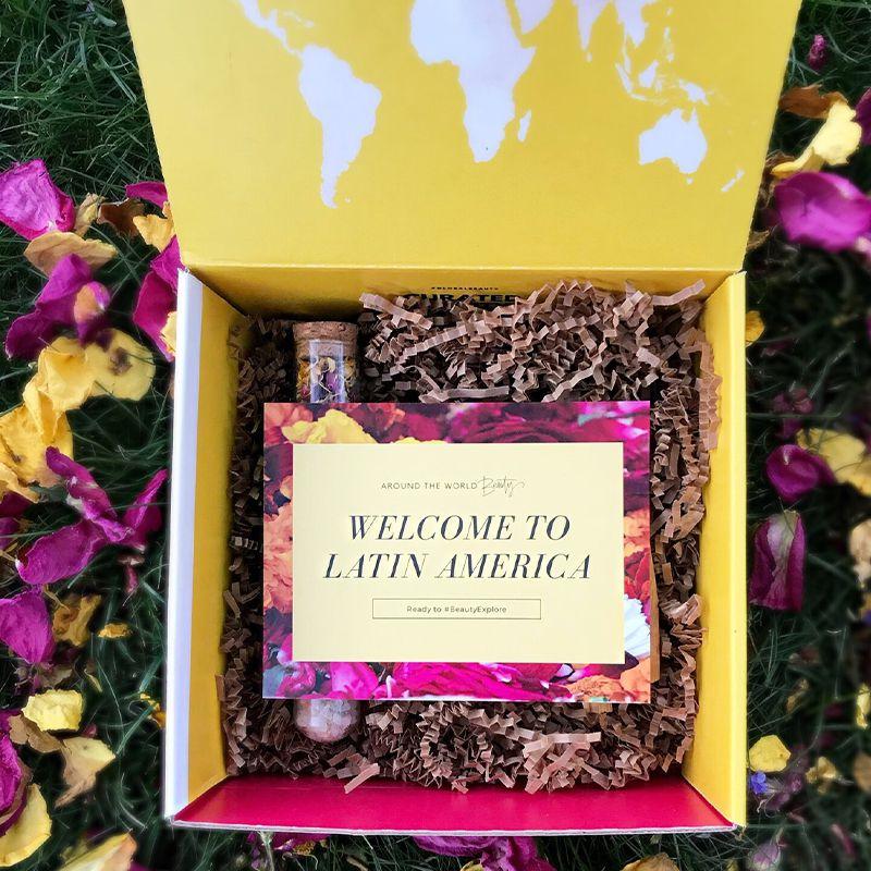 Baños de Flores Box