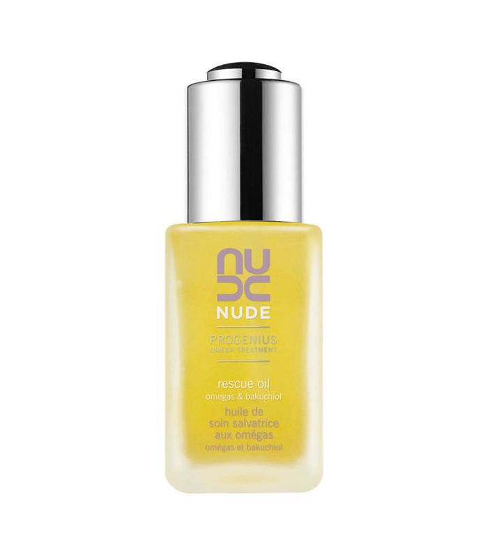 Bakuchiol: Nude Progenius Omega Treatment Rescue Oil