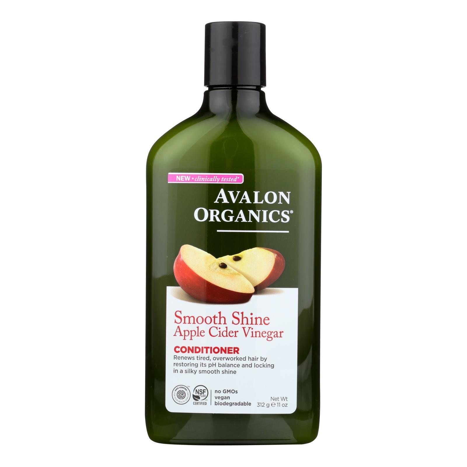 Smooth Shine Apple Cider Vinegar Conditioner