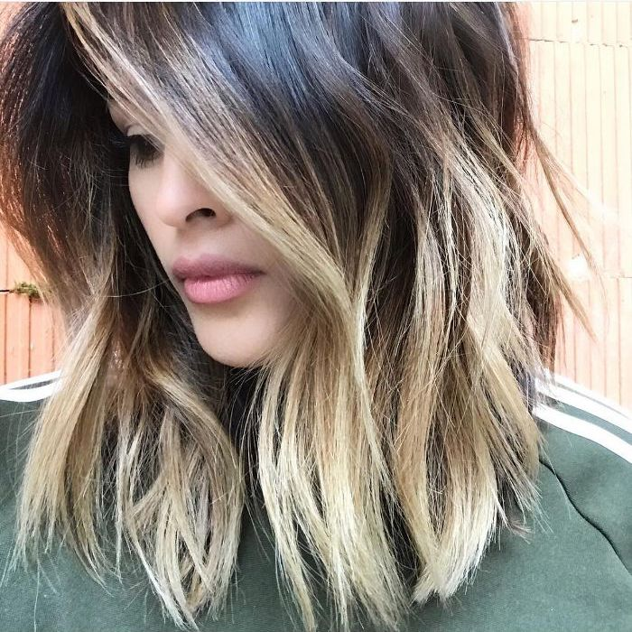 Ombre blond. 💌 50 Proofs that Anyone can Pull off the Blond ...