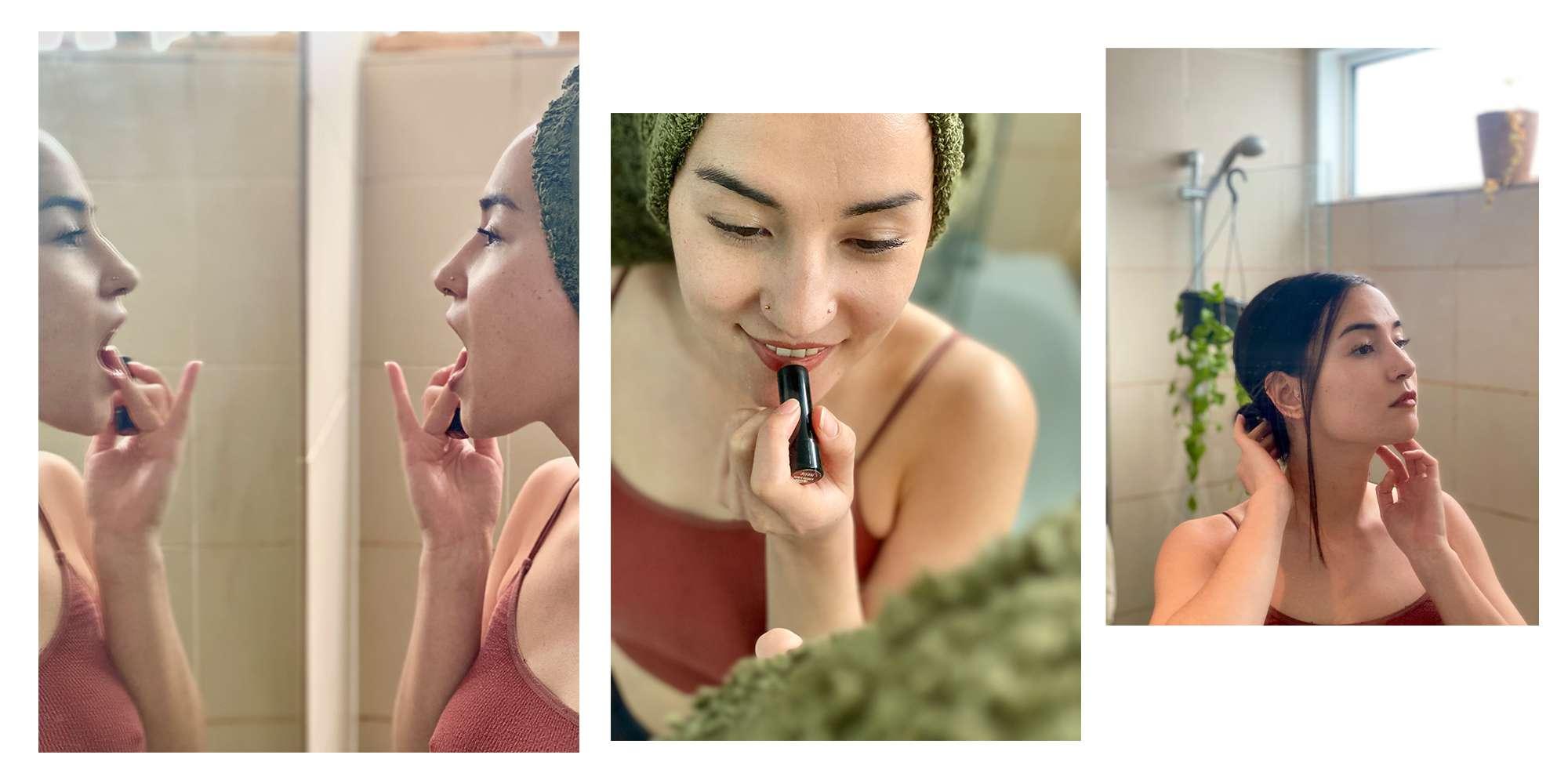 3 photos of Jessie Mei Li